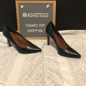 Christian Siriano Shoes - Black pointed heels Christian Siriano for Payless